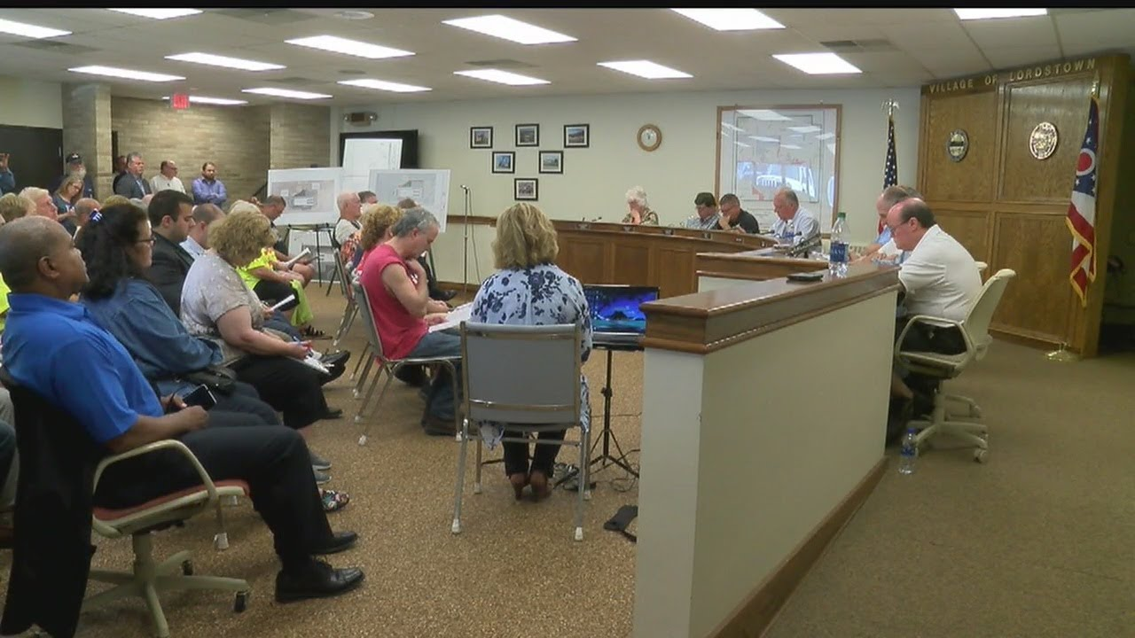 Lordstown Village Council schedules meetings for zoning for TJX Properties