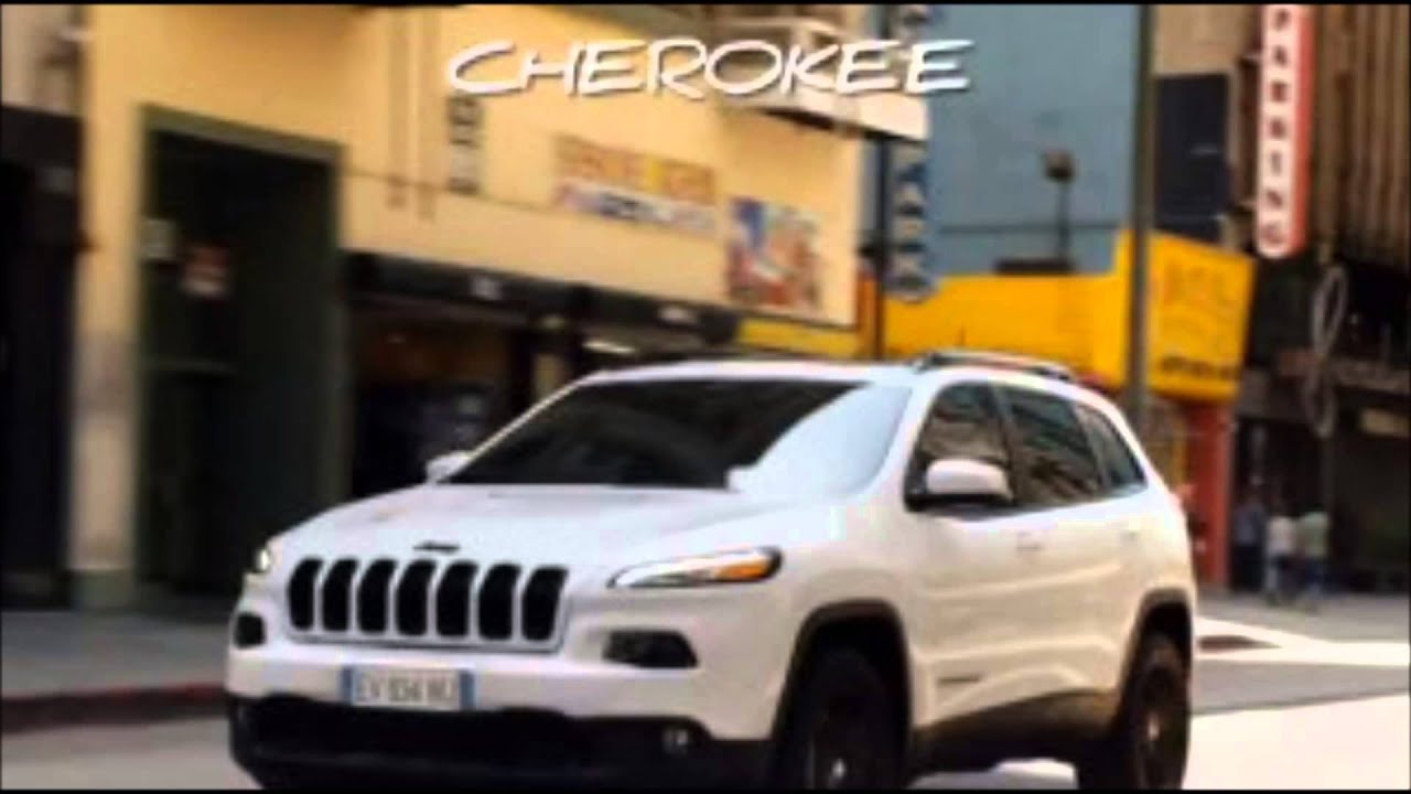 musique pub nouvelle jeep cherokee 2014 youtube. Black Bedroom Furniture Sets. Home Design Ideas