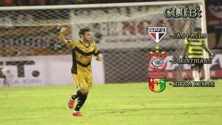 Baixar Patrick Cruz dos Santos - Brazil striker 93