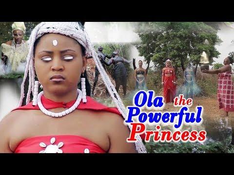 Download Ola The powerful Princess Season 3&4 -  Regina Daniel Latest Nigerian Nollywood movie