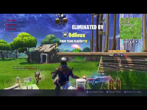 Fortnite With NSQK Squad