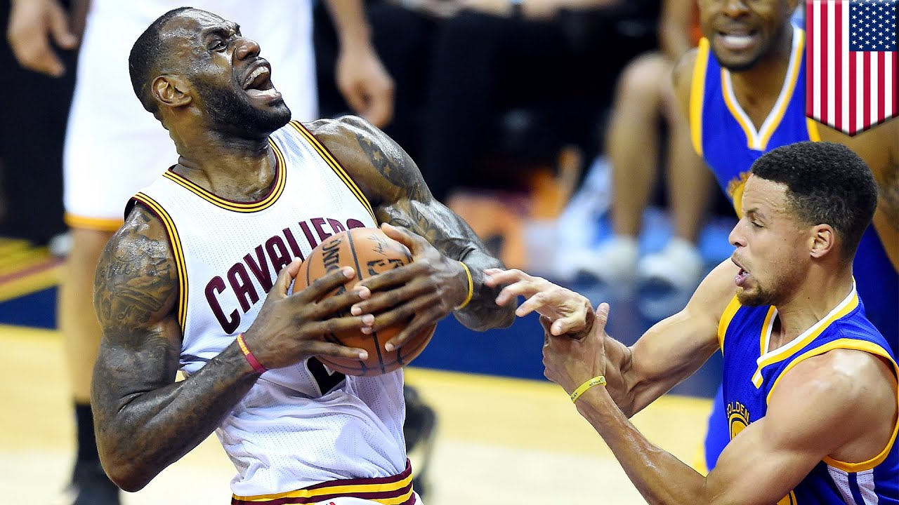 NBA Finals Steph Curry Vs LeBron James And Cavs Warriors Stats Going Into Game 6