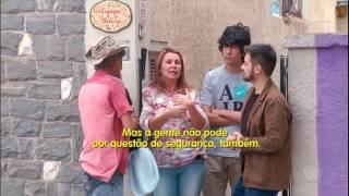 Mulher abre as portas de casa para que 'morador de rua' tome banho e emociona equipe