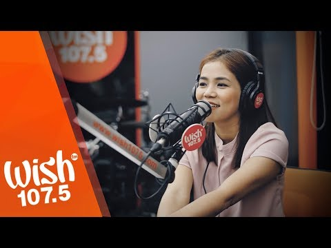 "Juris Performs ""Here's My Heart"" LIVE On Wish 107.5 Bus"