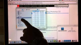Adobe Colour Print Utility for printing Custom Profile Targets (TC9.18 RGB ISIS)