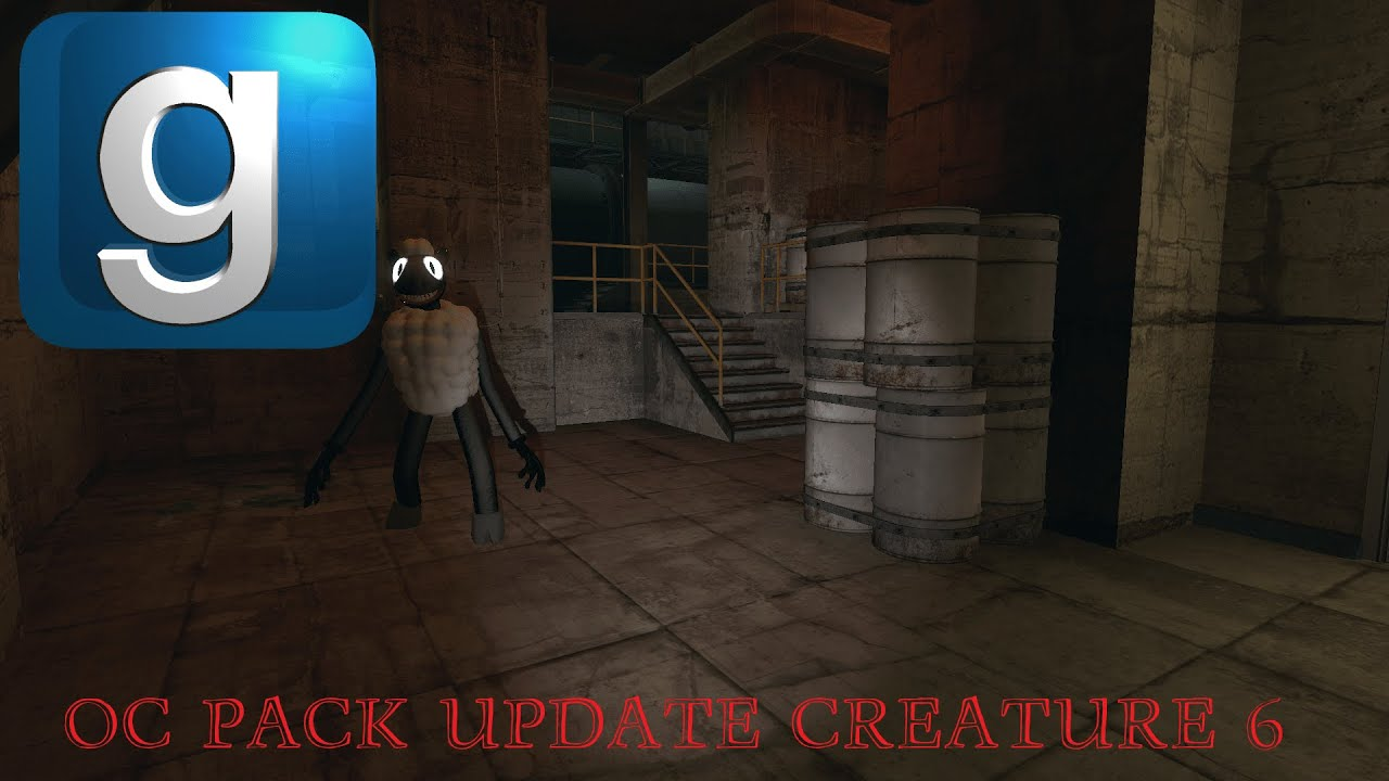 Download **NEW** GMod Trevor Henderson OC Pack Update Creature: Cartoon Sheep.