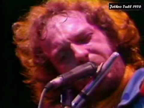 Jethro Tull: Ian Anderson 's Flute Solo (07/31/1976)
