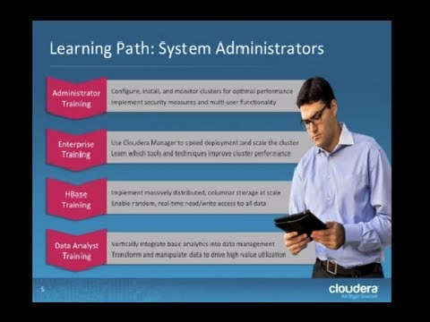 Hadoop Tutorial: Intro To Hadoop Administrator Training   Cloudera