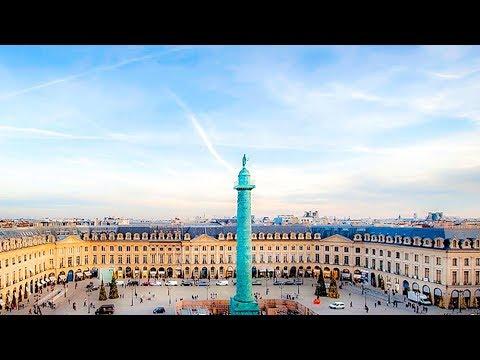 A Walk Through The Hotel Ritz, Paris