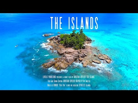 The Seychelles Islands - Drone 4K