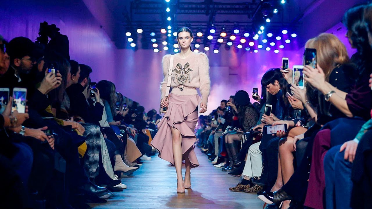 Elie Saab | Fall Winter 2018/2019 Full Fashion Show | Exclusive