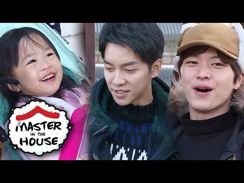 Which on Would you Choose, Yook Sung Jae & Lee Seung Gi? [Master in the House Ep 51]