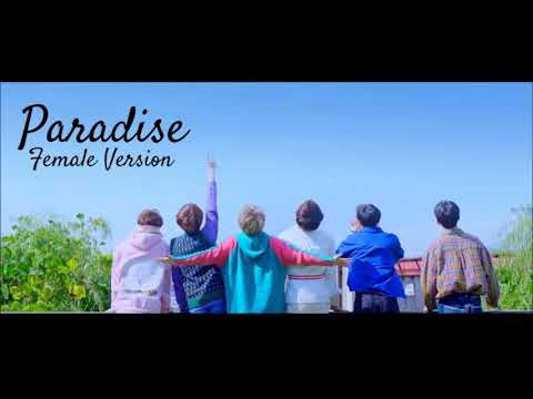 TST - PARADISE [Female Version]