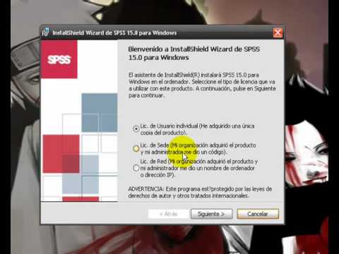 Spss 15 Windows Vista