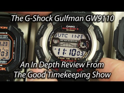 Gulfman GW 9110 In Depth Review