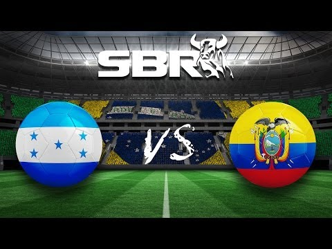 Honduras vs Ecuador (1-2) 20/06/14 | Group E 2014 World Cup Preview