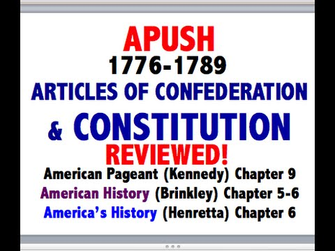 American Pageant Chapter 9 APUSH Review