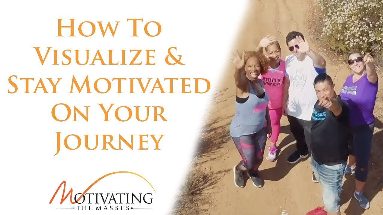Lisa Nichols - How To Visualize & Stay Motivated On Your Journey