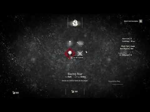 Code Vein Demo my Character |