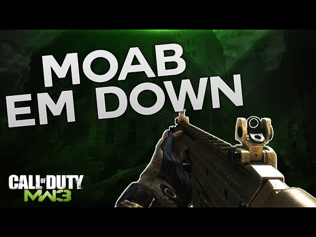 MOAB EM DOWNTURN: Gameplay dos inscritos - (Gameplay no Ps3)