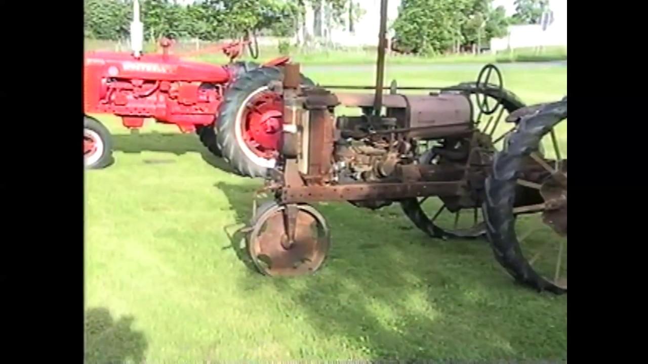 WGOH - Don Boire's Tractors  6-15-95