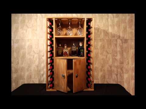 Mueble botellero bar carpinteria santa clara doovi - Carpinteria santa clara ...