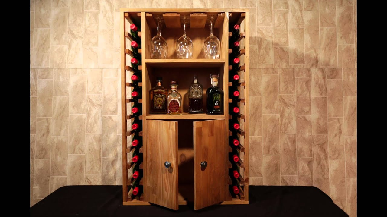 Botellero godello capacidad para 22 botellas  YouTube