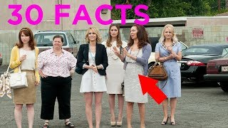30 Facts You Didn't Know About Bridesmaids