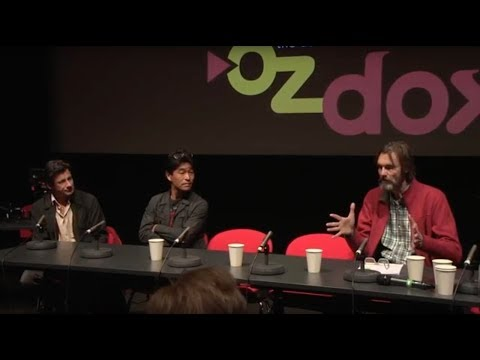 Doco Cameras in Motion - OzDox Sept 2017