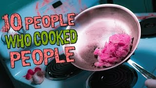 10 Terrifying Dishes That'll KILL Your Appetite | TWISTED TENS #24