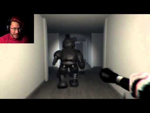 """The Joy Of Creation Reborn"" Jumpscare/Panic Montage /w Markiplier And Yamimash Part 1"