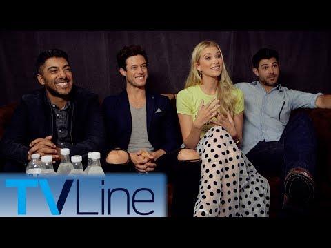 Stitchers Interview | Comic-Con 2017 | TVLine