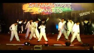 Evandi unna pethan - Chennai super dancers 3 By Floorbala