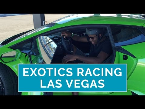 Exotics Racing Las Vegas - The Ultimate Guide