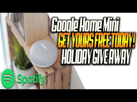 how-to-get-free-google-home-mini-from-spotify-|-get-yours-today-follow-video-step-by-step