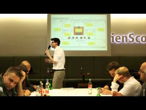 8th Lean Startup Meetup presents:  Alex Osterwalder - Business Model Foundry, Berlin - April 26