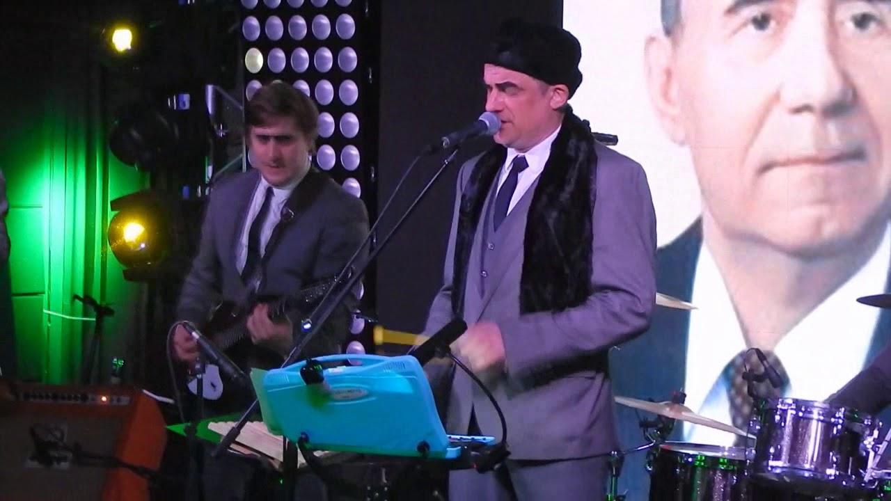 ГРОМЫКА - Комплексный обед. Москва. Мумий Тролль Music Bar 29.04.2018