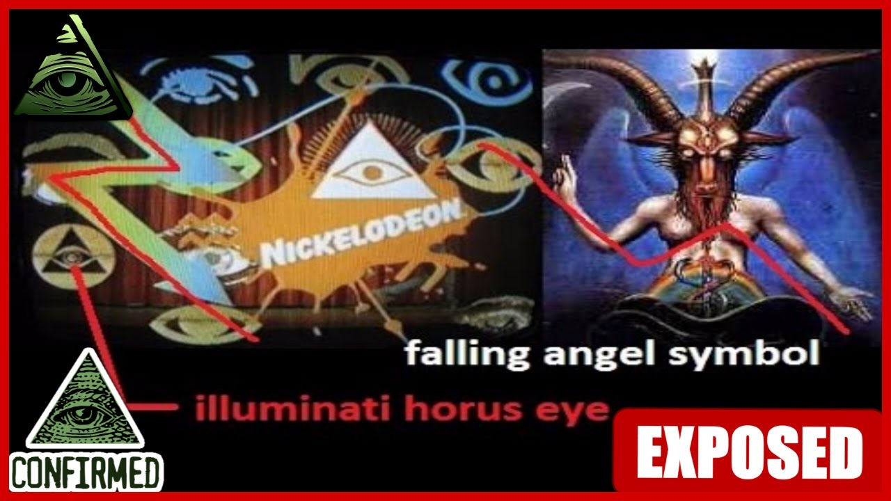 Illuminati Occult Symbolism In Kids Cartoons Exposed Youtube