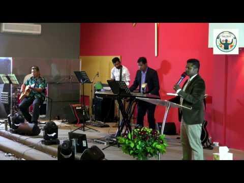 Yehovah Shamma Live worship - Tamil & Sinhala by R. J. Moses