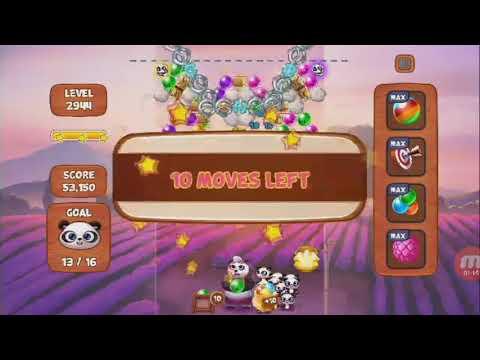 Panda Pop- Level 2944