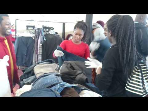 L.O.V.E. Clothing Drive and Hosea Williams Feed the Hungry 2014 HD