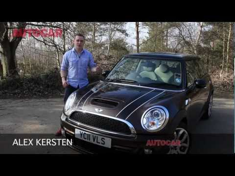 Mini Cooper SD review - autocar.co.uk