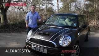 Mini Cooper SD review - autocar.co.uk