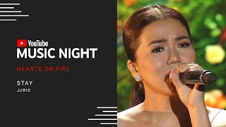 Juris - Stay | Hearts on Fire: Juris & Jed | YouTube Music Night