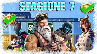 SHOPPO the BATTLE PASS of SEASON 7! Fortnite ITA