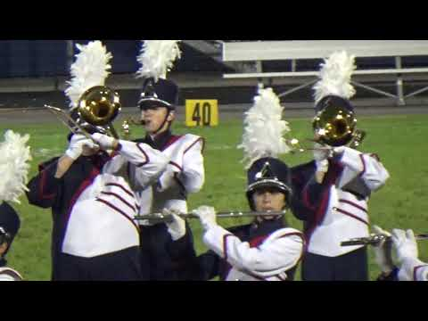 Parkersburg South High School Band 10 12 18