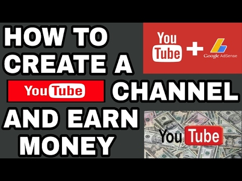 How To Create A YouTube Channel And Earn Money In Hindi ...