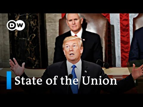 Donald Trump State of the Union adress 2019: What to expect | DW News