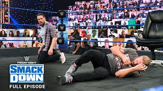 WWE SmackDown Full Episode, 12 March 2021