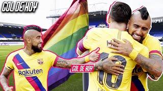 CARTA de un FUTBOLISTA GAY | ѦRTUR0 VlDAL da la VICTORIA al BѦRCA | #goldehoy